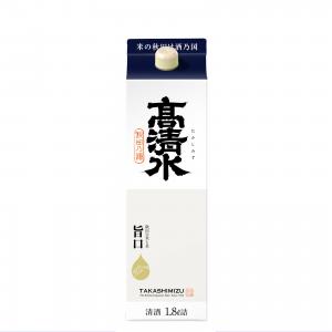 高清水 精撰(普通酒パック) 1800ml