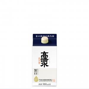 高清水 精撰(普通酒パック) 900ml