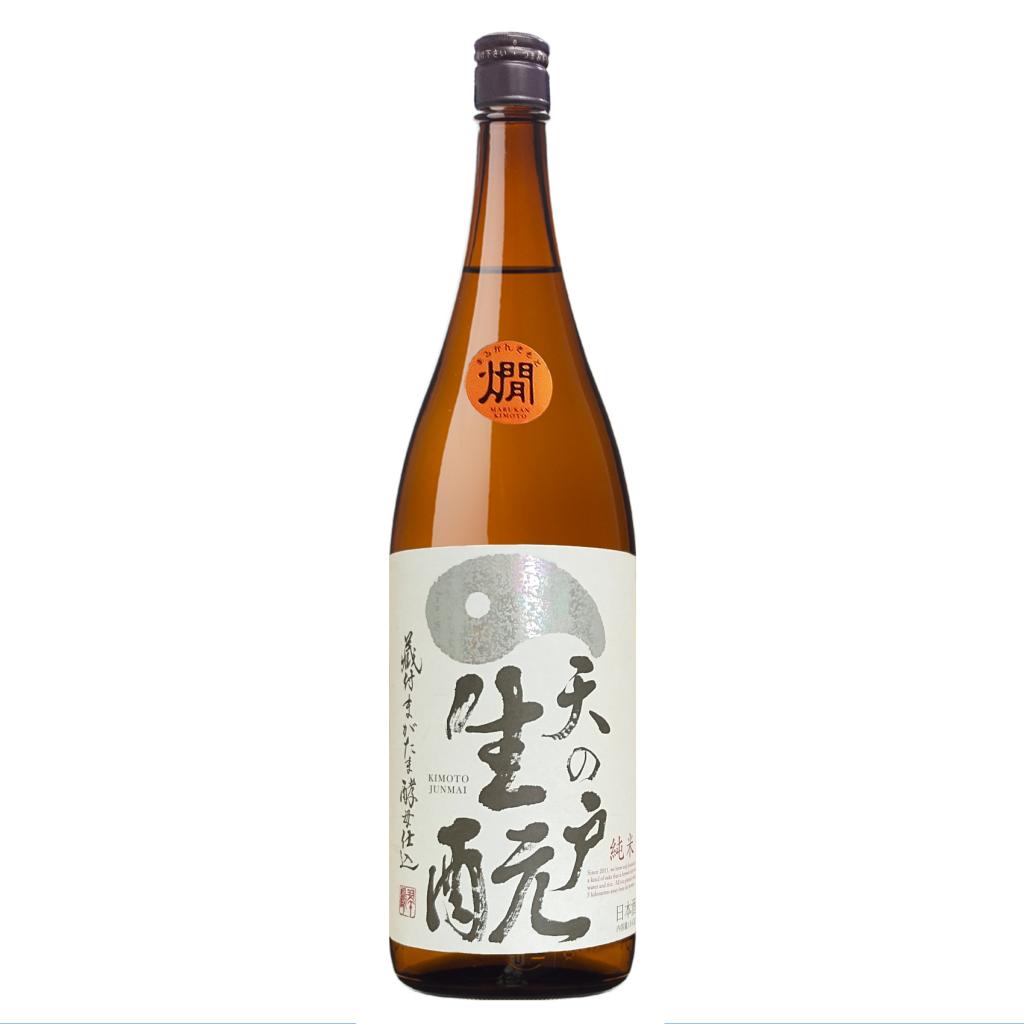 天の戸 純米酒 まる燗きもと 1800ml
