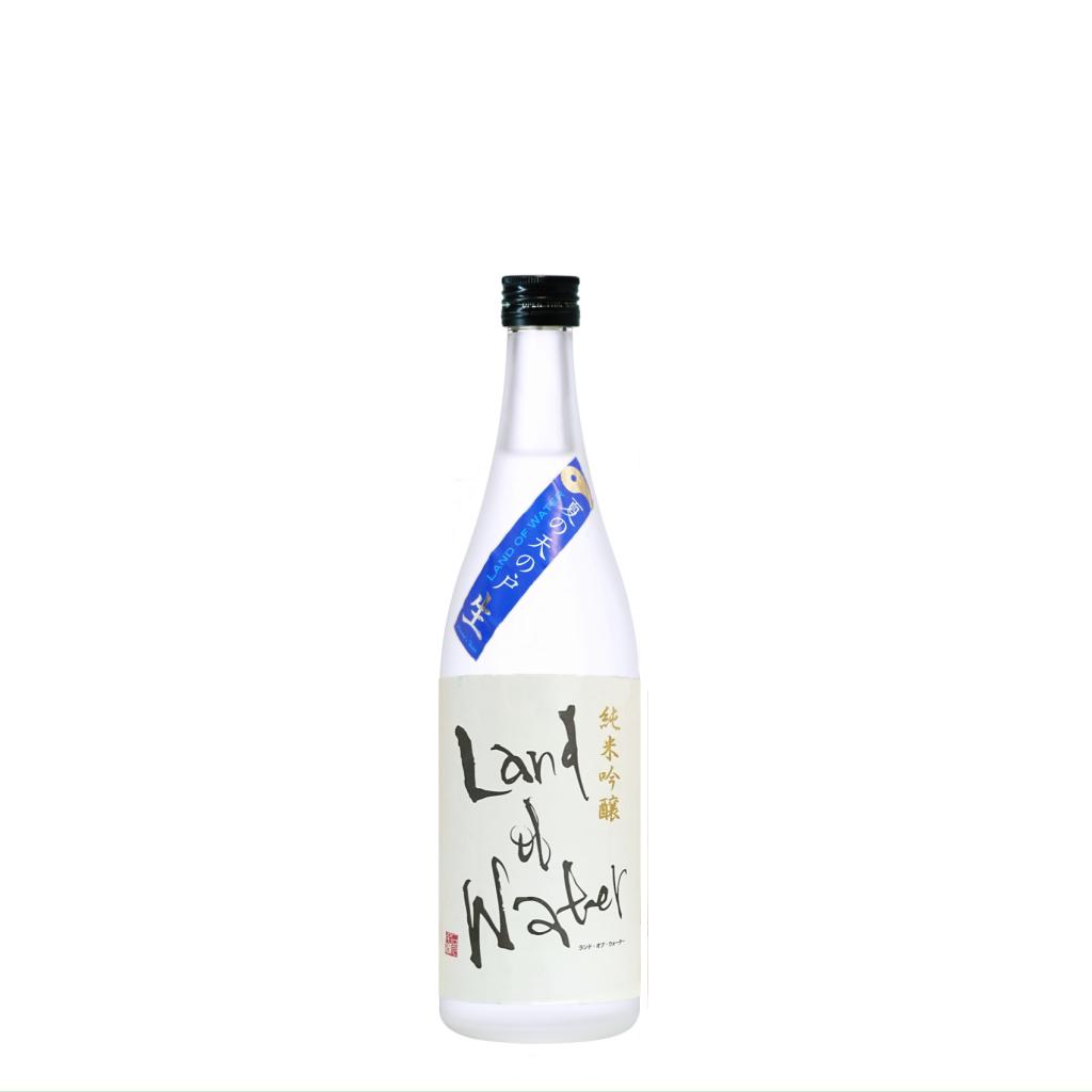 天の戸限定酒 純米吟醸 ランドオブウォーター 生 720ml
