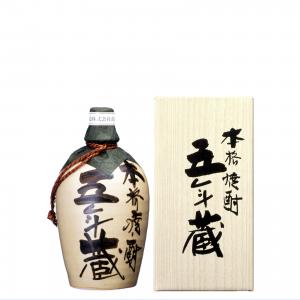 両関 五年蔵(つぼ)本格焼酎 720ml