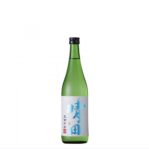 晴田 限定流通品 純米酒 五百万石60 720ml