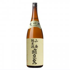 飛良泉 山廃純米酒 1800ml