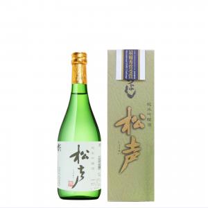 秀よし 松声 純米吟醸酒 720ml