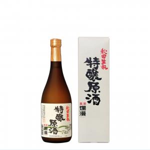 爛漫 本醸造 生もと特醸原酒 720ml