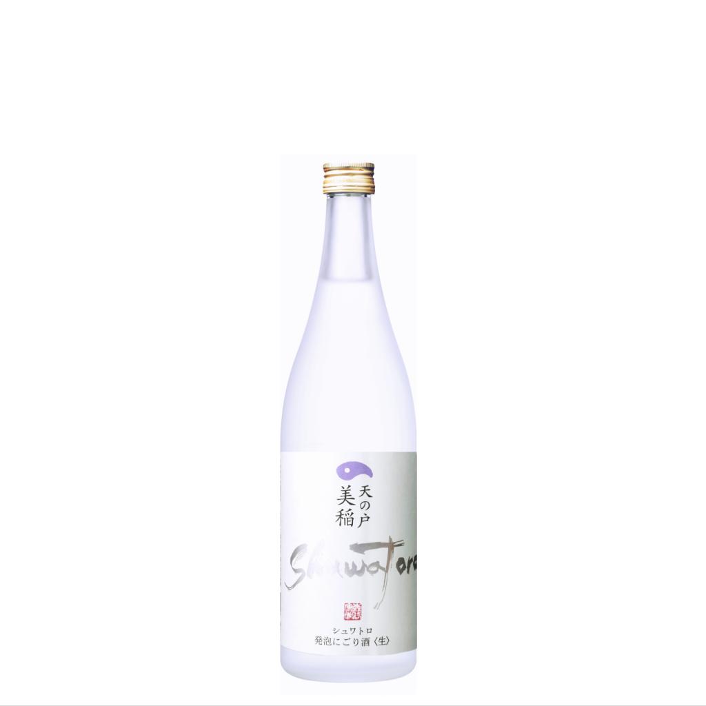天の戸限定酒 特別純米 発泡にごり シュワトロ 生 720ml