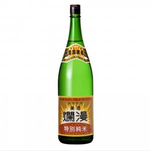 爛漫 特別純米酒 1800ml