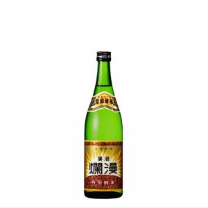 爛漫 特別純米酒 720ml