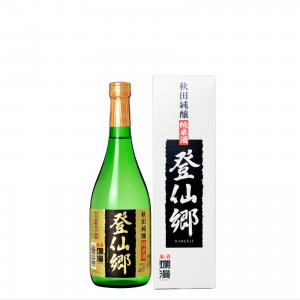 爛漫 秋田純醸純米酒 登仙郷 720ml