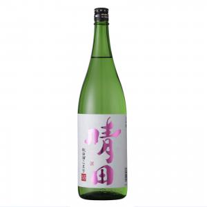 晴田 限定流通品 純米吟醸 秋田酒こまち55 1800ml