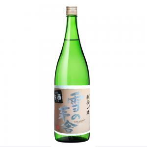 雪の茅舎限定酒 純米吟醸 秘伝山廃 生 1800ml