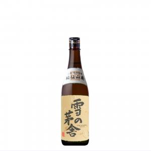 雪の茅舎限定酒 純米吟醸 秘伝山廃 生 720ml