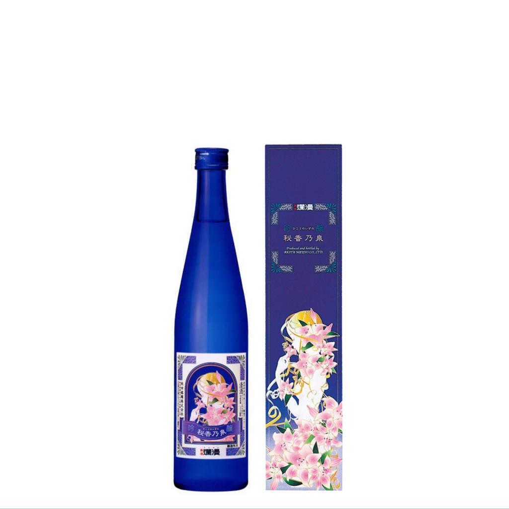 爛漫 吟醸 秘香乃泉 500ml