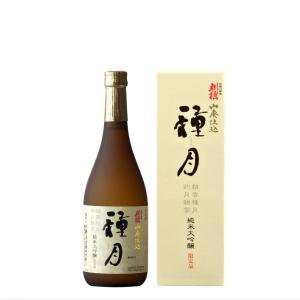 刈穂 種月 山廃仕込み純米大吟醸 720ml