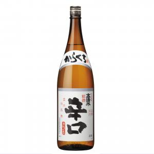 高清水 精撰辛口(普通酒) 1800ml