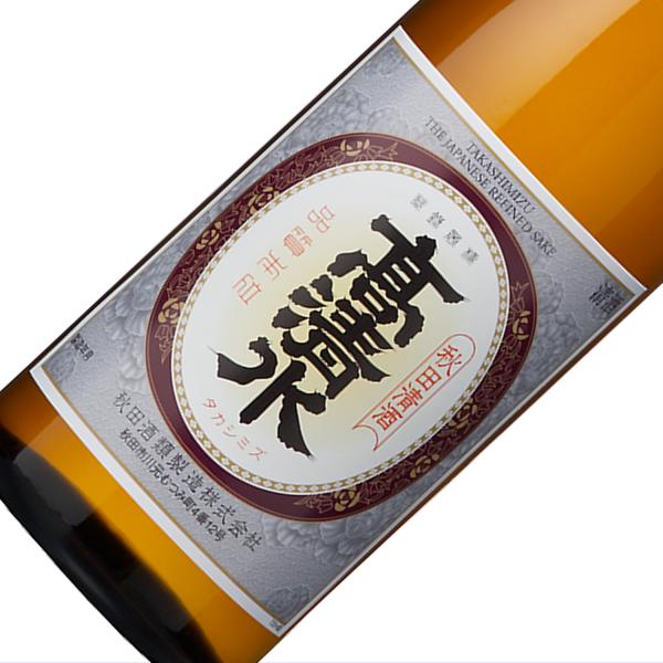 高清水 精撰(普通酒) 720ml