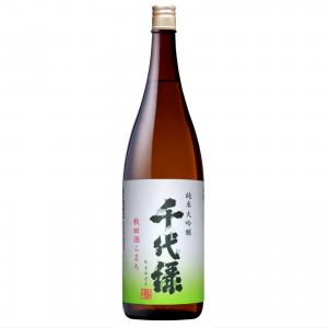 千代緑 純米大吟醸 酒こまち 1800ml