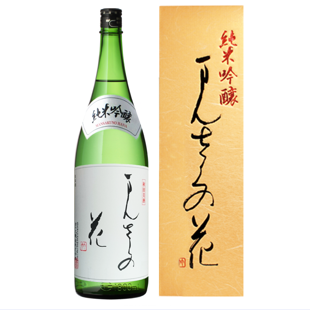 まんさくの花 純米吟醸 1800ml