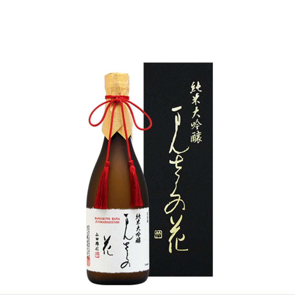 まんさくの花 純米大吟醸 山田錦45 720ml