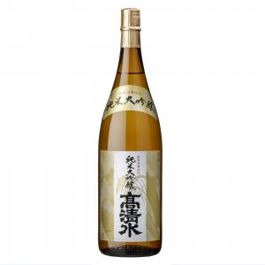高清水 純米大吟醸 1800ml