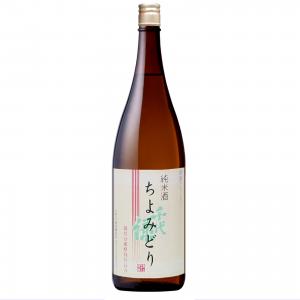 千代緑 純米酒 ちよみどり 1800ml
