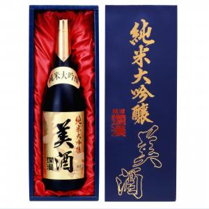 爛漫 純米大吟醸 美酒 1800ml