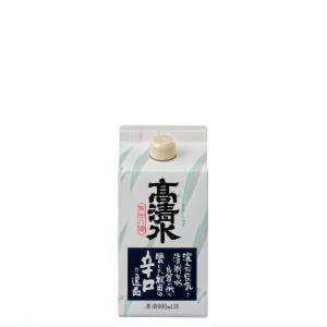 高清水 辛口パック(普通酒) 900ml