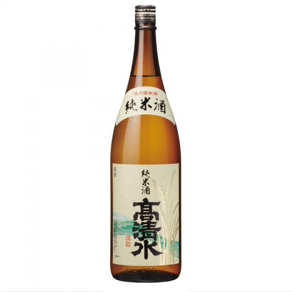 高清水 酒乃国 純米酒 1800ml