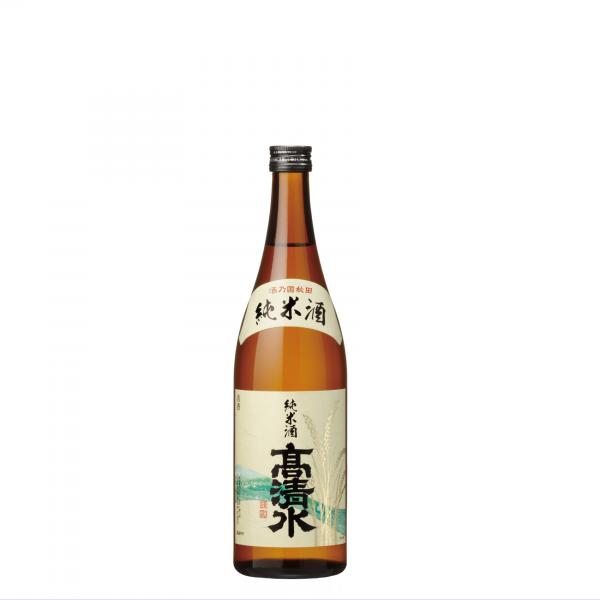 高清水 酒乃国 純米酒 720ml