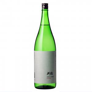 刈穂限定酒 ホワイトラベル純米生酒 1800ml