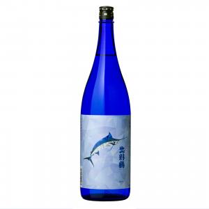 出羽鶴限定酒 純米大吟醸 MARLIN (マーリン) 1800ml