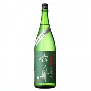刈穂限定酒 純米吟醸六舟中取り生原酒 1800ml