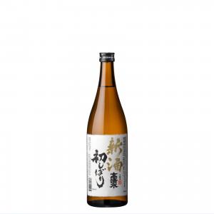 高清水 新酒初しぼり 本醸造 720ml