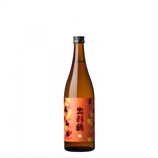 出羽鶴限定酒 秋あがり 純米酒 720ml