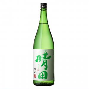 晴田 限定流通品 純米大吟醸 雄町50 1800ml
