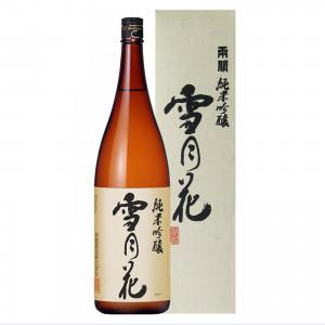 両関 雪月花 純米吟醸 1800ml