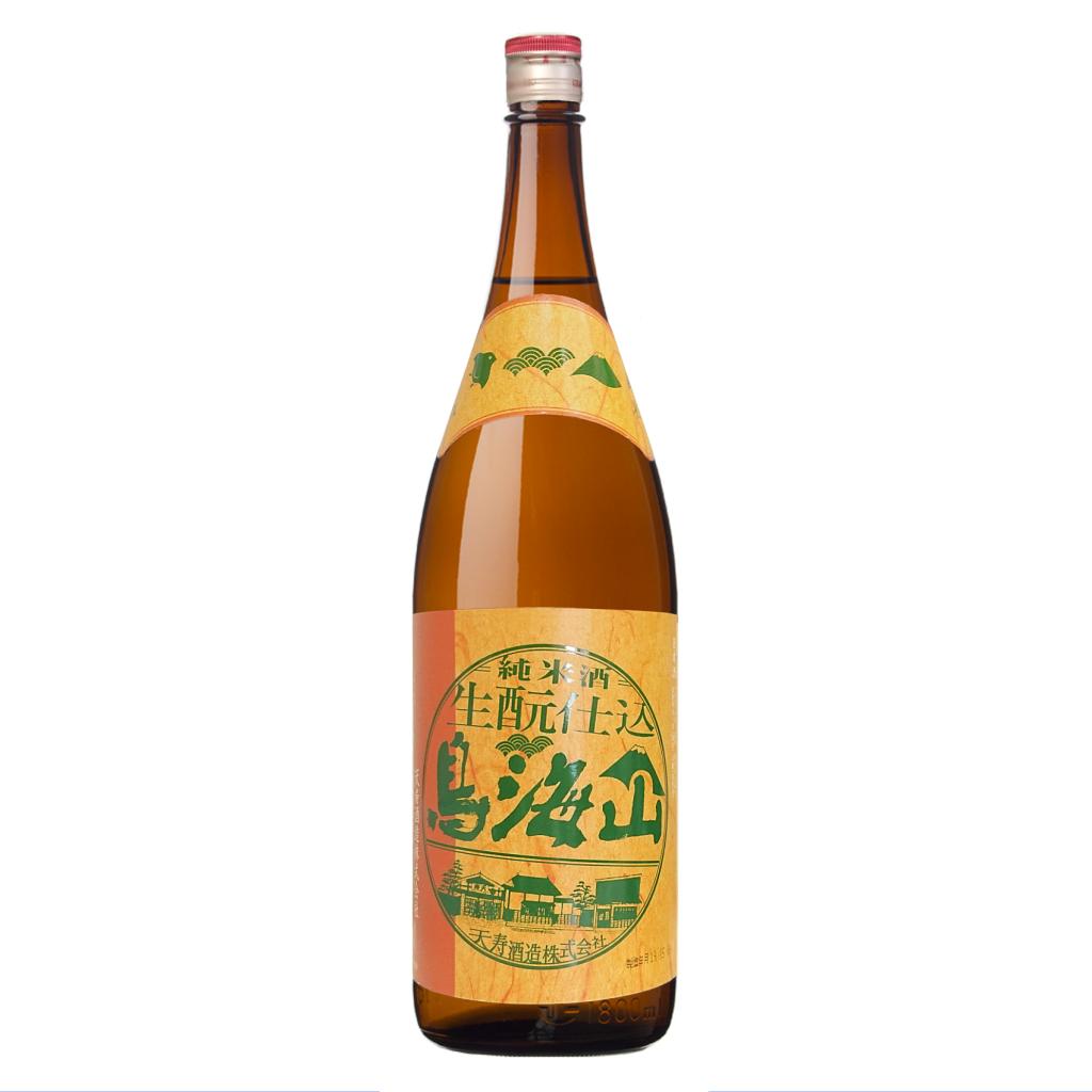天寿 きもと純米酒 鳥海山 1800ml