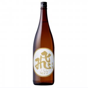 飛良泉 マル飛 NO,77 山廃純米酒 1800ml