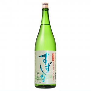 北鹿限定酒 すずしな(普通酒) 1800ml
