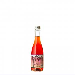 出羽鶴 ぶどうのお酒 250ml