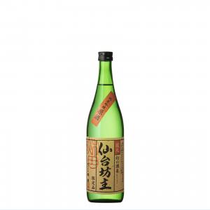 北鹿 純米吟醸原酒 仙台坊主 720ml