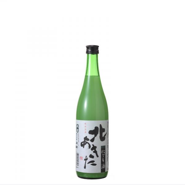 北鹿 北秋田 にごり酒(普通酒) 720ml