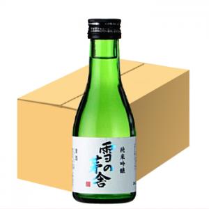 雪の茅舎 純米吟醸 180ml(20本)