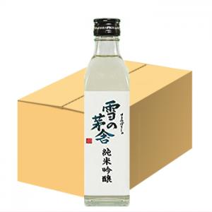 雪の茅舎 純米吟醸 300ml(12本)