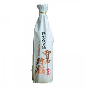 北鹿限定酒 特別純米酒 雪中貯蔵 1800ml