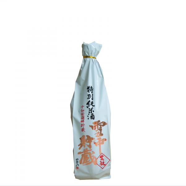 北鹿限定酒 特別純米酒 雪中貯蔵 720ml