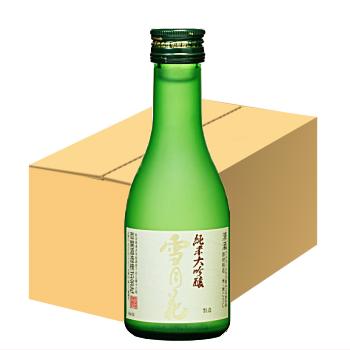 両関 雪月花 純米大吟醸 180ml (30本)