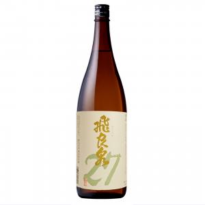秋田地酒 限定品飛良泉27 1800