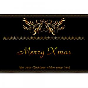 オリジナルラベル日本酒 クリスマス b013xm