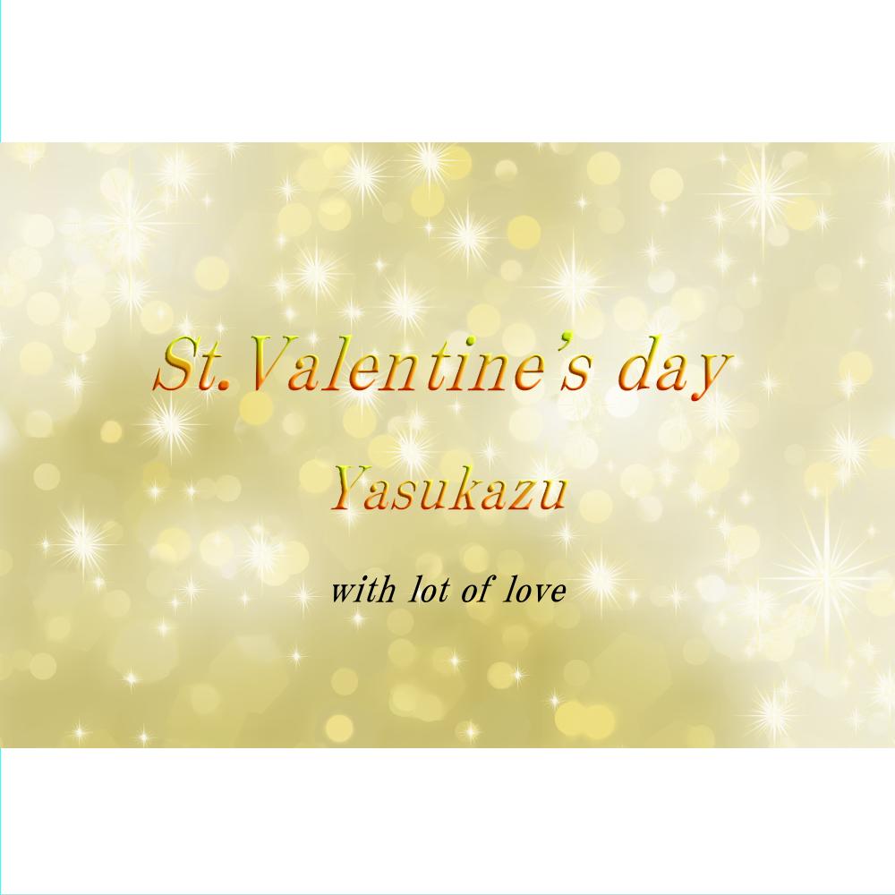 オリジナルラベル日本酒 バレンタインデー j001va